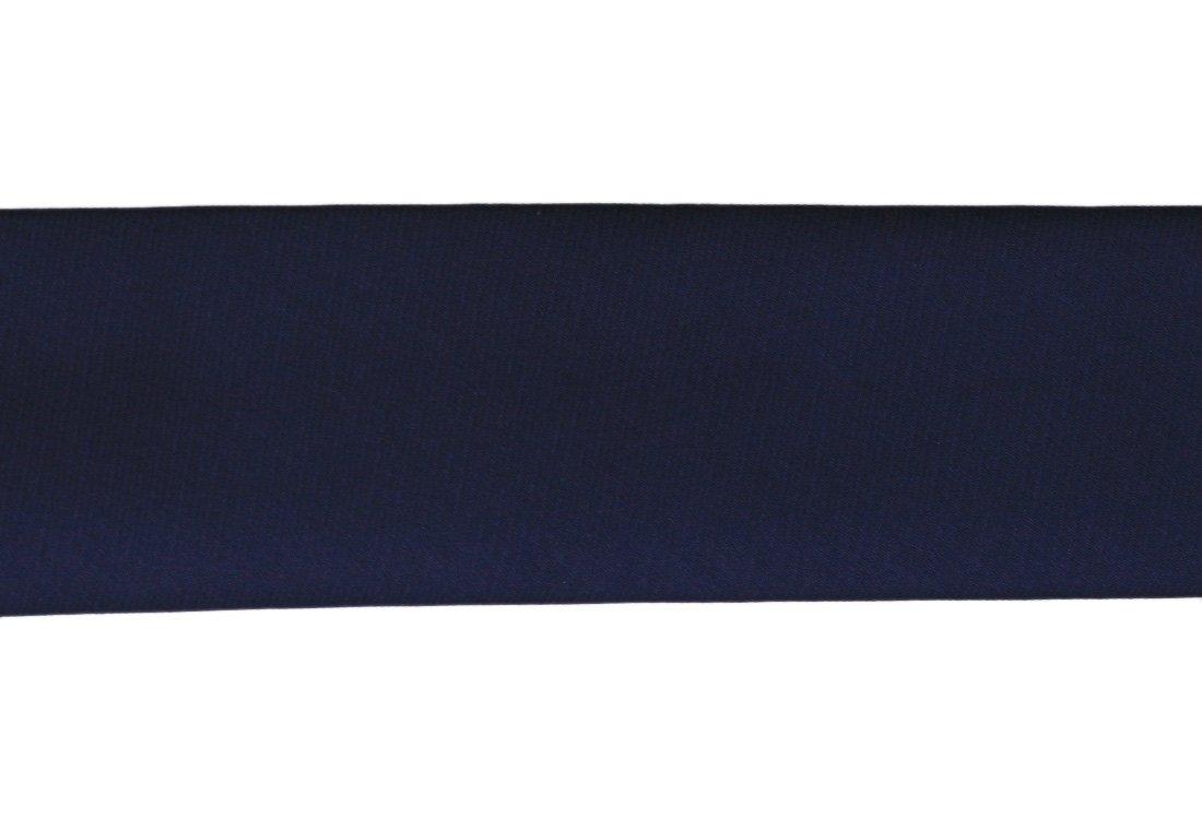 Cravata matase Slim bleumarin uni marca Grazie Filipeti