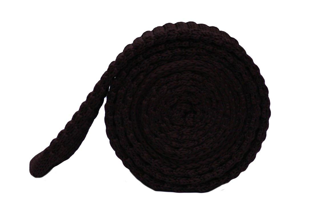 Cravata crosetata maro marca Grazie Filipeti