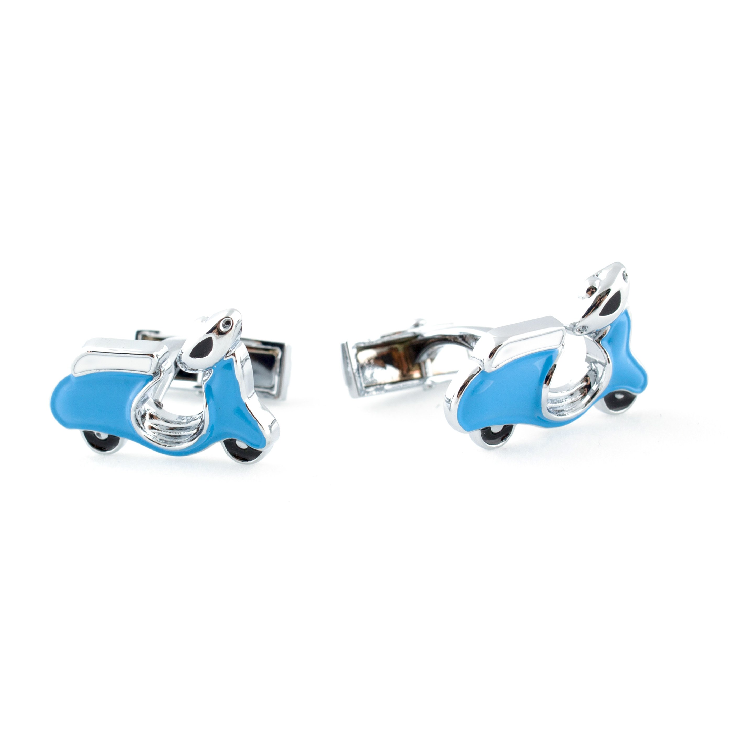 Butoni Blue Scooter