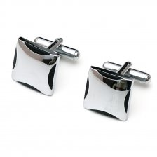 Butoni camasa - Silver shape