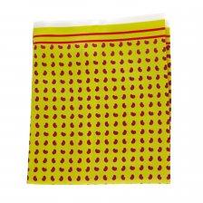 Batista de buzunat Yellow Print