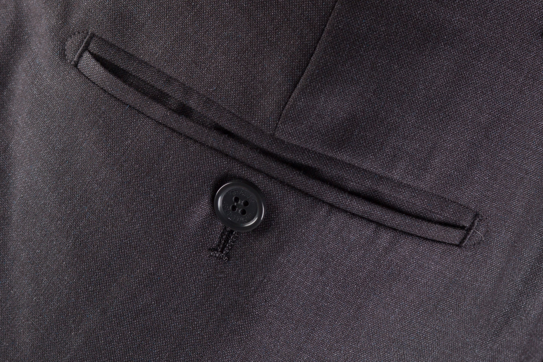 Pantaloni gri petrol marca Grazie Filipeti